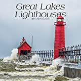 Great Lakes Lighthouses 2019 12 x 12 Inch Monthly
