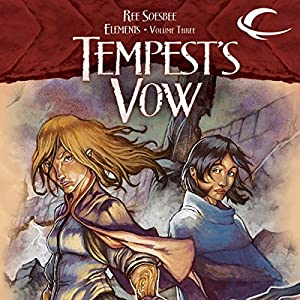 Tempest's Vow Audiobook