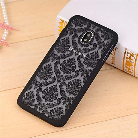 Amazon.com: Retro Flowers Hard Plastic Cover Case for ...