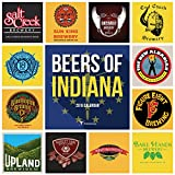 2018 Beers of Indiana Wall Calendar