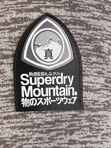 De Tormenta Chaqueta Superdry Gris Montaña Hombre La qwExSaRz
