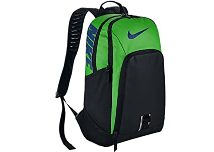 b647a6bd5a Image Unavailable. Image not available for. Colour  Nike Alpha Adap Reverse  Backpack Green BA5255-329