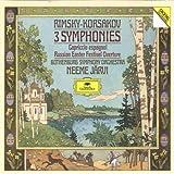 Rimsky-Korsakov-3 Symphonies-Capriccio Espagnol-Gothenburgsy Mphony Orchestra-Ne