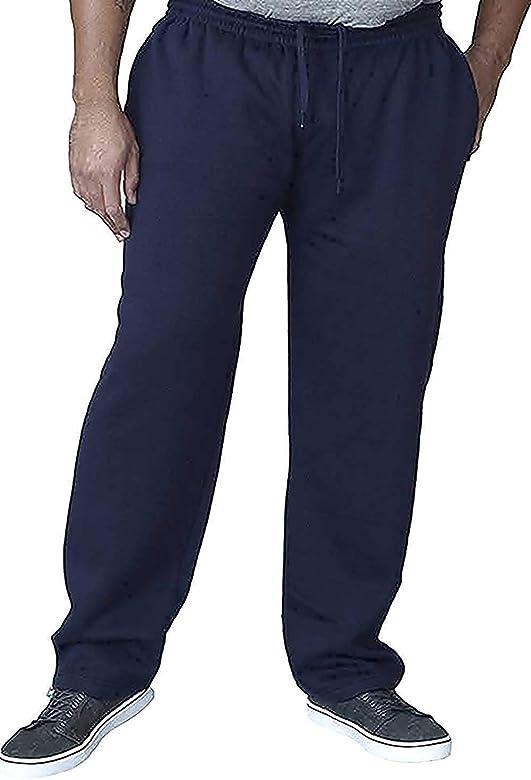 Rockford Duke Albert Hombre Talla Grande Pantalón de Chándal ...
