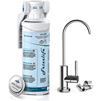 Frizzlife Quick Change Under Counter Drinking Water Filtration System
