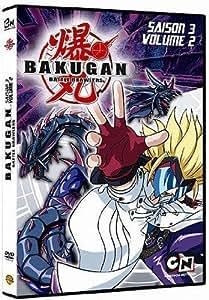 Bakugan battle brawlers saison 3 volume 2 - Bakugan saison 4 ...