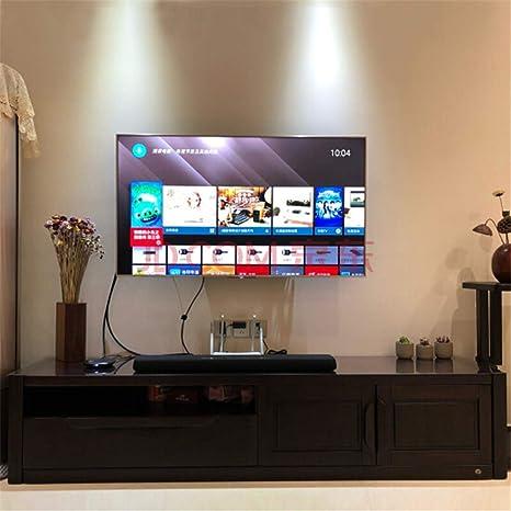 Soporte de TV de Montaje en Pared para televisores de 32 -60 LED, LCD, Curvado, Plasma, Capacidad máxima de Peso VESA 400X400 mm y 30 kg con Giratorio de Movimiento