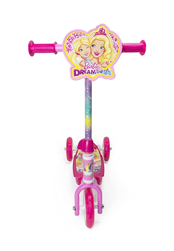 Barbie-OBBD110 Patinete, Color Barbie, única (DArpèje OBBD110