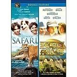 Hollywood Safari / Secret of the Andes by John Savage -  DVD, Henri Charr.Alejandro Azzano