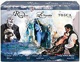Verdi: La traviata, Rigoletto / Puccini: Tosca