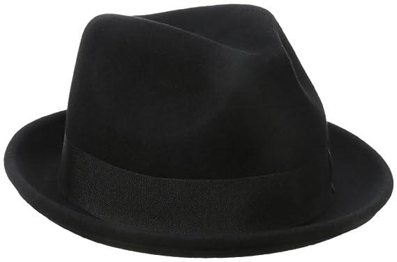 Goorin Bros. Men s Rude Boy Fedora Hat at Amazon Men s Clothing store  5adb1d3e34e