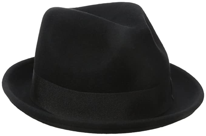 88d578edb83 Goorin Bros. Men s Rude Boy Fedora Hat at Amazon Men s Clothing store