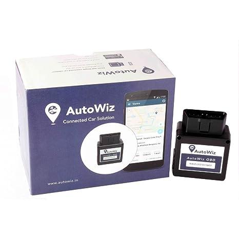 autowiz obd gps car tracker plug n play live vehicle tracking