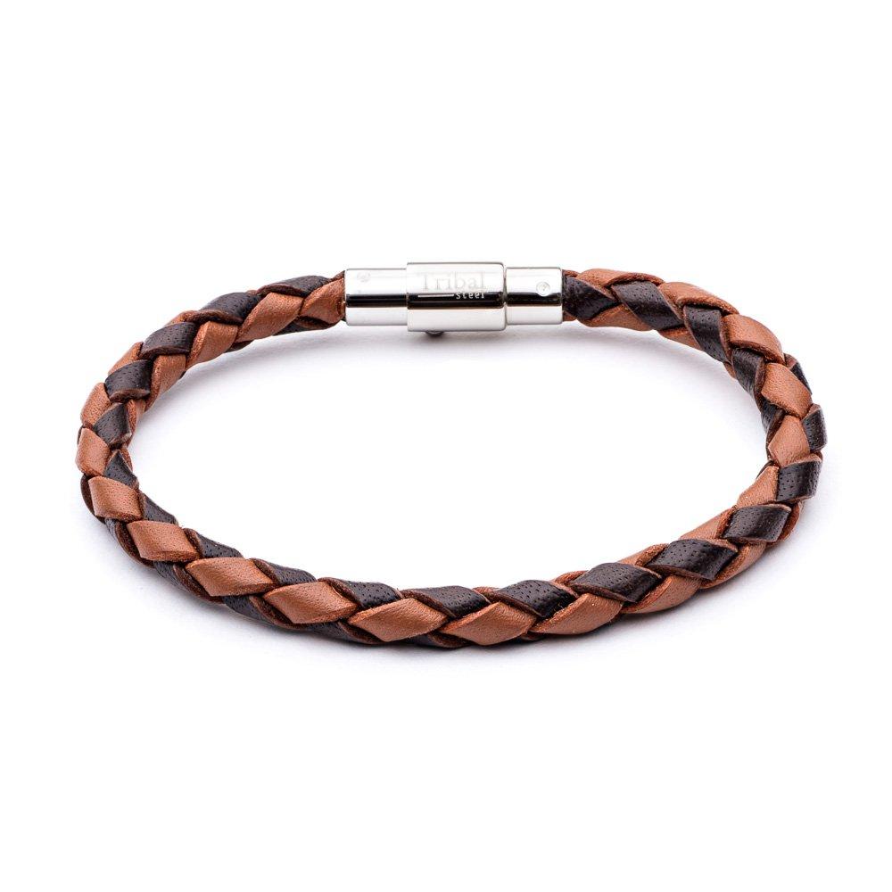 Tribal Steel Boys Multicolour Id Bracelet of Length 17cm Tk004 Bb 17