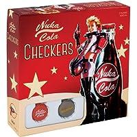 Fallout Boardgame Checkers Nuka Cola USAopoly Giochi Tavolo Accessori