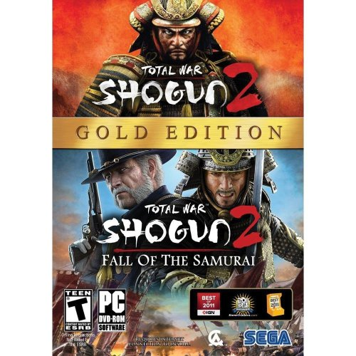 Total War: Shogun 2 Gold - (Medieval Ii Total War Pc Game)