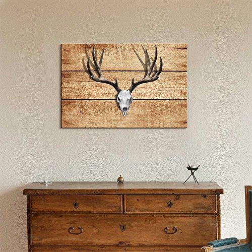 Rustic Deer Antler Wall Decor