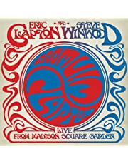 Eric Clapton & Steve Winwood - Live From Madison Square Garde