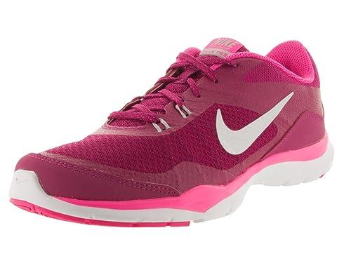Nike Flex Trainer 5, Women's Running Shoes, Fucsia (SPRT FCHS/Mtllc