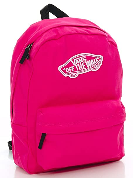 Vans Realm Backpack (Beetroot Purple)  Amazon.ca  Luggage   Bags