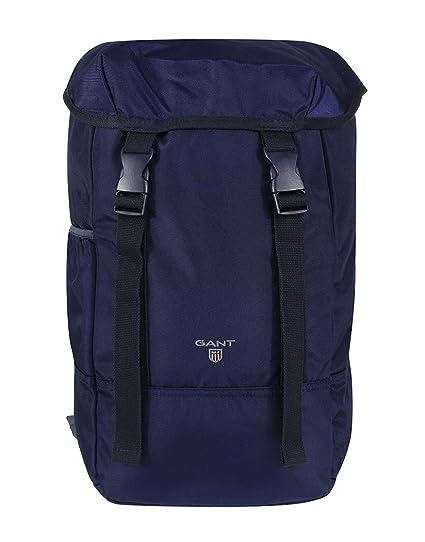 e0c769fb1a GANT Original Mens Backpack Marine One Size: Amazon.co.uk: Clothing