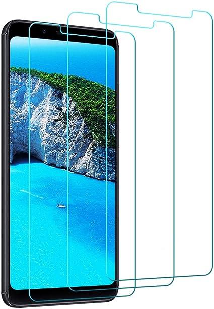 Vivicool Protector Pantalla Xiaomi Redmi Note 5, Cristal Templado ...