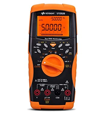 Image result for Handheld Digital Multimeters""