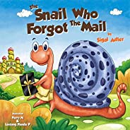 THE SNAIL WHO FORGOT THE MAIL (Children's Bedtime Picture Books -Animals Boo