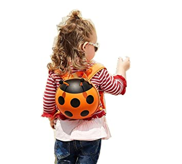 Amazon Com Toddler Safety Harness Backpack With Child Leash The
