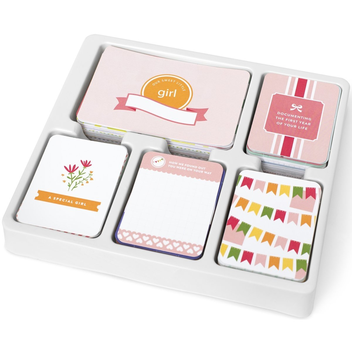 Project Life Core Kit - Baby Girl Edition Becky Higgins Project Life 3739119