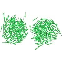 Baoblaze 200 Unidades de Puntas de Dardo Parte Respuesto de Dardo Suave de Plasticó Regalo para Deportista