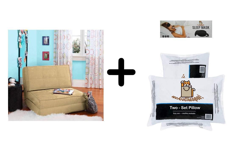 Amazon.com: Sofá cama Your Zone convertible ...