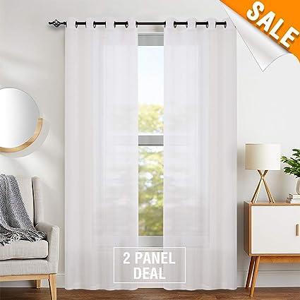Sheer Curtains 84\