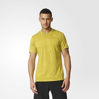 21622d89b07bb adidas Supernova Short Sleeve Running T-Shirt  adidas  Amazon.co.uk  Sports    Outdoors