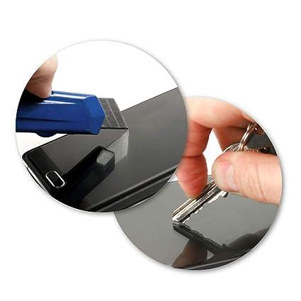 DROMATEC® NANO LIQUID protector de pantalla resistente a los arañazos más resistente que el cristal templado samsung iphone tablet computer camera para ...