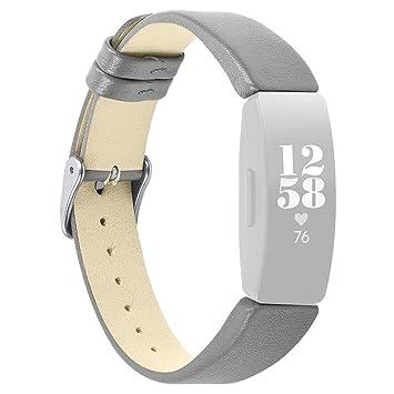 Heligen_Electrónica y dispositivos Correa Compatible con para Fitbit ...