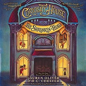 Curiosity House: The Shrunken Head Audiobook