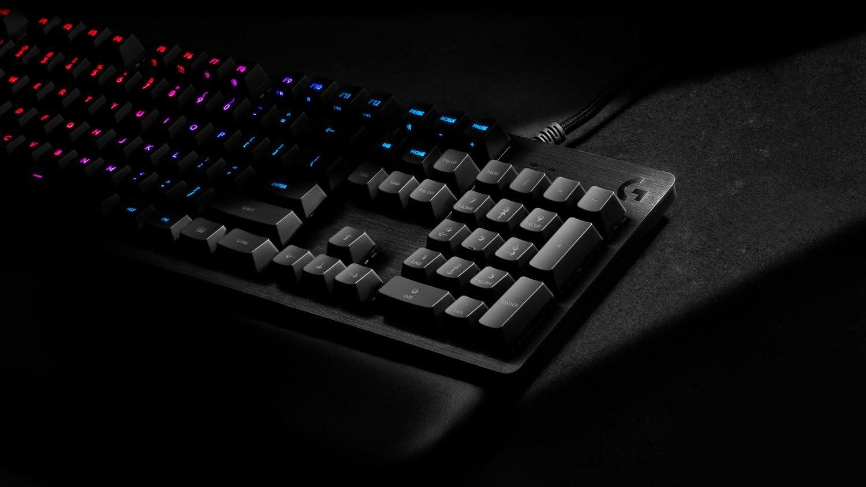 Logitech G513 Carbon RGB Mechanical Gaming Keyboard ...
