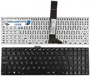 Teclado para ASUS A550 A550C A550CA A550CC A550D A550DP A550L A550LA EN ESPAÑOL