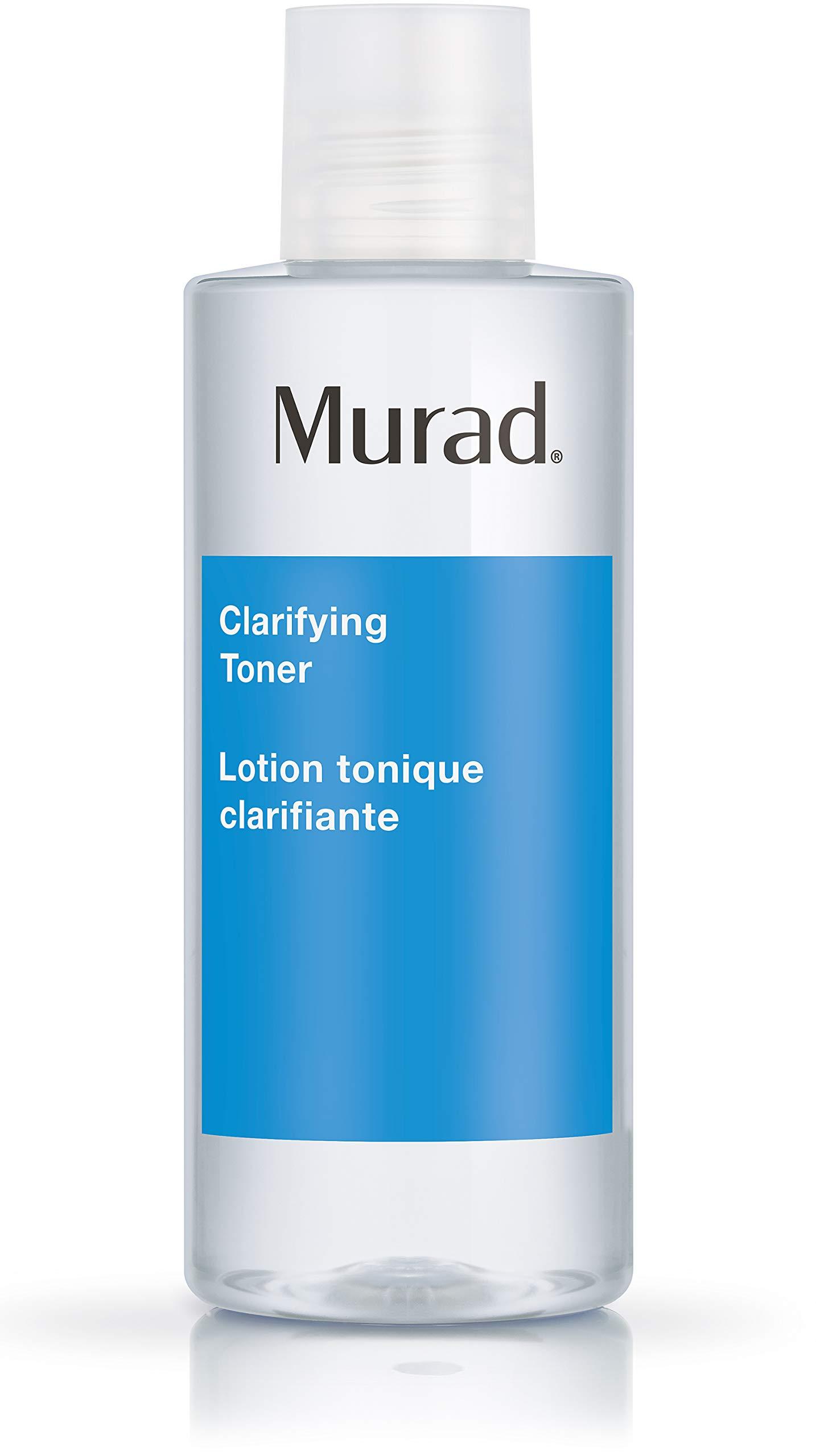 Murad Clarifying Toner, Step 1 Cleanse/Tone, 6 fl oz (180 ml) by Murad