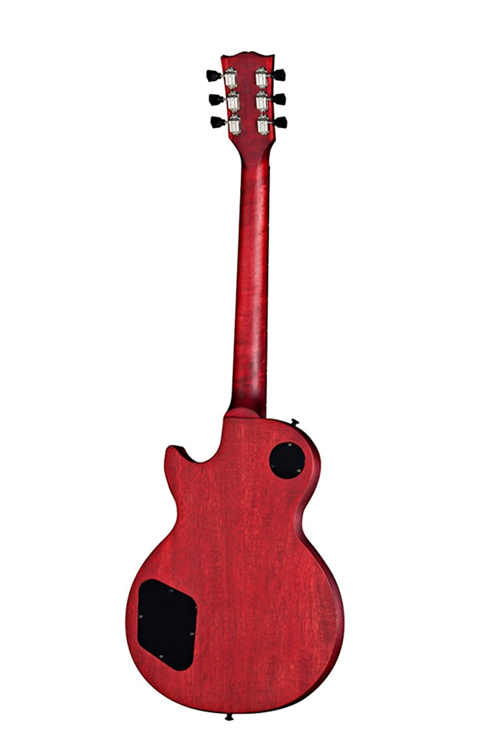 Gibson Les Paul Lpj Guitar Cherry Satin Musical Instruments Board Updating The Electronics With A Pcb Do I Clip