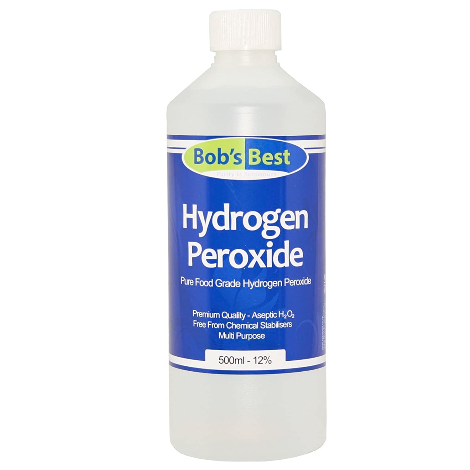 how to prepare hydrogen peroxide