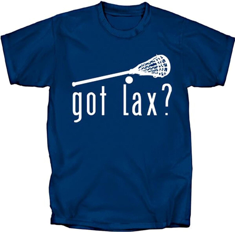Got Lax? Navy Adult T-Shirt