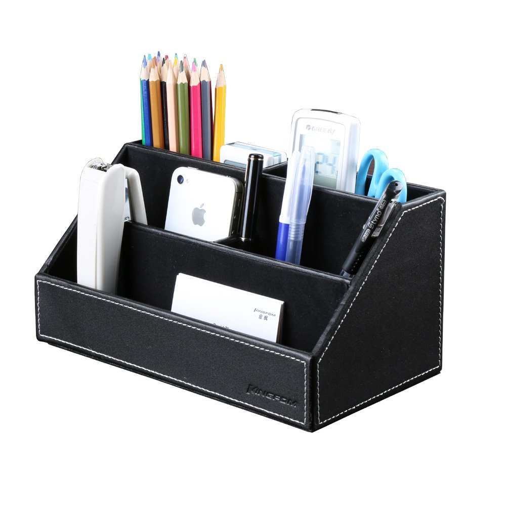2019 Fashion 2019 New Desk Mesh Pen Pencil Holder Office Supplies Multifunctional Digital Led Pens Storage Pen Holders