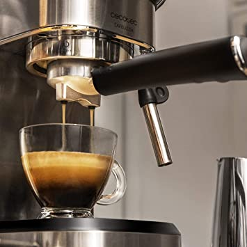 Cecotec Cafetera Express Cafelizzia 790 Steel para espressos y ...