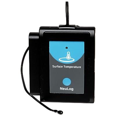 NEULOG Surface Temperature Logger Sensor, 12 bit ADC Resolution, 100 S/sec Maximum Sample Rate: Science Lab Education Curriculum Support: Industrial & Scientific