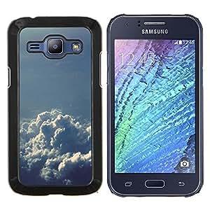 Dragon Case - FOR Samsung Galaxy J1 J100 J100H - Lighten up your world - Caja protectora de pl??stico duro de la cubierta Dise?¡Ào Slim Fit