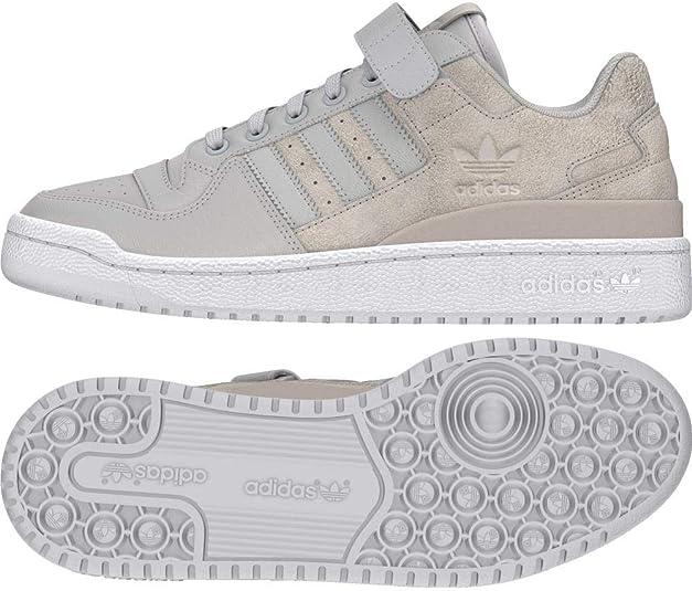 Adidas Forum Lo W, Zapatillas de Deporte para Mujer, Gris (Gridos ...