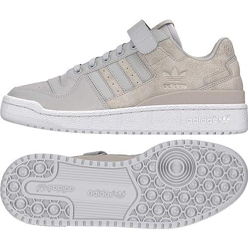 timeless design b1b8e b0f11 adidas Forum Lo W, Scarpe da Fitness Donna, Grigio (Gridos Gridos