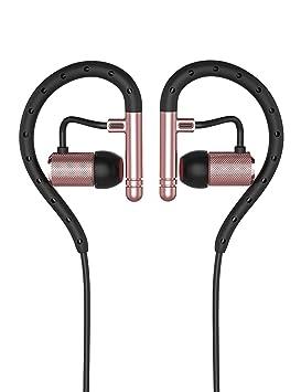 Galexbit - Auriculares inalámbricos deportivos, impermeables, HD, estéreo, resistentes al sudor,